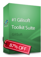 Exclusive #1 Gilisoft Toolkit Suite Coupon
