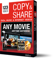 123 Copy DVD Gold 2014 Coupon