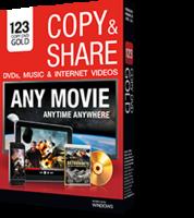 123 Copy DVD Gold 2014 Coupon