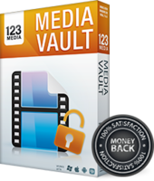 123 Media Vault – Exclusive 15% off Coupon