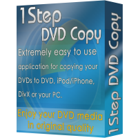 1Step DVD Copy Full Coupon Code – 50%