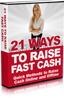 21WaysToRaiseFastCash Coupon
