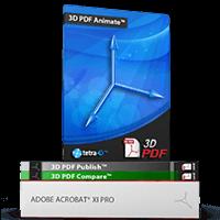 3D PDF Enrichment Package Suite Coupon Code 15% Off