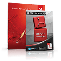 Tetra4D – 3D PDF for AutoCAD Suite Coupon