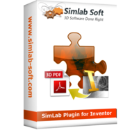Visably 3D PDF for Inventor Coupons