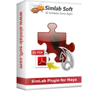 3D PDF for Maya Coupon Code 15% OFF
