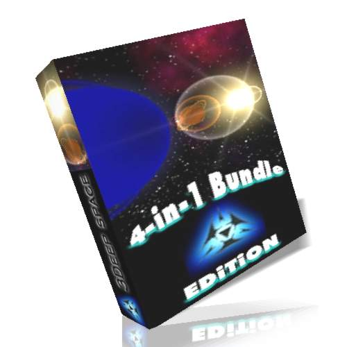 3D Space Screensavers All-in-One Bundle EDITION* Coupon – 20% OFF