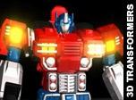 15 Percent – 3D Transformer Screensaver