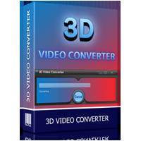 3D Video Converter Coupon – 50%