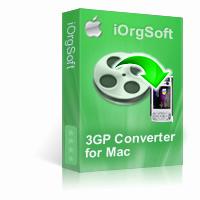 3GP Converter for Mac Coupon – 50%