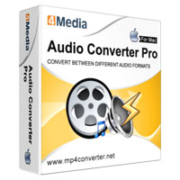 4Media Audio Converter Pro for Mac Coupon Code – 40% Off