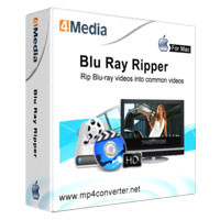 4Media Blu Ray Ripper for Mac Coupon Code – 40%