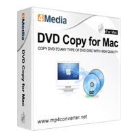 4Media DVD Copy for Mac Coupon Code – 15%