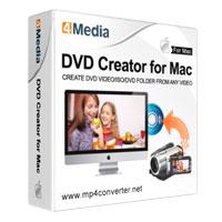 4Media DVD Creator for Mac Coupon Code – 40%