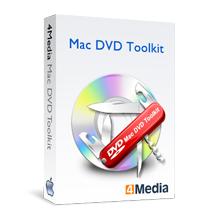 4Media Mac DVD Toolkit Coupon Code – 40%