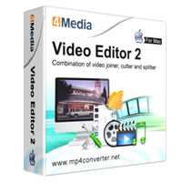 40% 4Media Video Editor for Mac Coupon