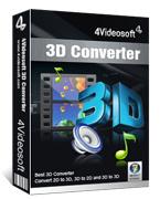4Videosoft 3D Converter Coupon