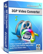 4Videosoft 3GP Video Converter Coupons