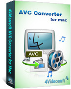 Secret 4Videosoft AVC Converter for Mac Coupon Code