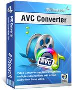 4Videosoft AVC Converter Coupon