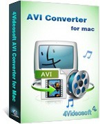 4Videosoft AVI Converter for Mac – Secret Coupons