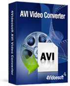 4Videosoft AVI Video Converter Coupon – 90%