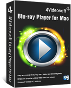 4Videosoft Blu-ray Player for Mac Coupon – 90%