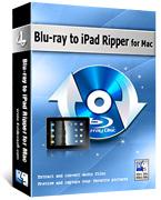 4Videosoft Blu-ray to iPad Ripper for Mac Coupon – 90%