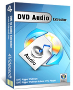 4Videosoft DVD Audio Extractor Coupon