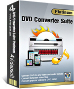 90% 4Videosoft DVD Converter Suite Platinum Coupon Code