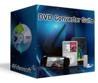 4Videosoft DVD Converter Suite Coupon Code – 90% OFF