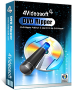 4Videosoft DVD Ripper Coupon Code – 90%