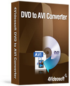 4Videosoft DVD to AVI Converter Coupon Code – 90%