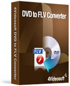 4Videosoft DVD to FLV Converter Coupon – 90%