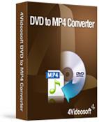 4Videosoft DVD to MP4 Converter Coupon Code – 90%