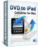 4Videosoft DVD to iPad Converter for Mac Coupon Code