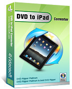 Secret 4Videosoft DVD to iPad Converter Coupon