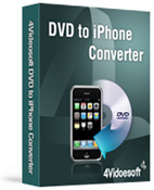 4Videosoft DVD to iPhone Converter Coupon – 90% OFF