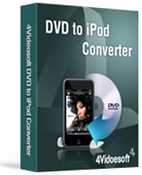 4Videosoft DVD to iPod Converter Coupon Code – 90%