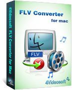 4Videosoft FLV Converter for Mac Coupon