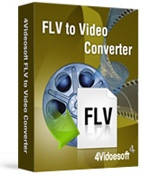 4Videosoft FLV to Video Converter Coupon – 90%