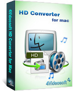 4Videosoft HD Converter for Mac Coupon