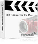 4Videosoft HD Converter for Mac Coupon – 90%