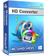 4Videosoft HD Converter Coupon