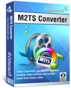 4Videosoft M2TS Converter – Exclusive Discount