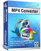 4Videosoft MP4 Converter Coupon