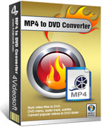 4Videosoft MP4 to DVD Converter Coupon – 90%