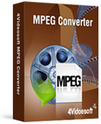 4Videosoft MPEG Converter Coupon – 90% Off