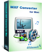 4Videosoft MXF Converter for Mac Coupon Code – 90%