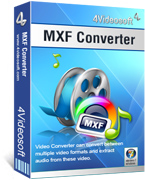 4Videosoft MXF Converter Coupon – 90%